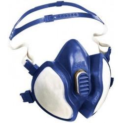 demi-masque avec filtres...