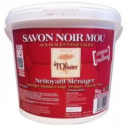 Savon noir mou A L'OLIVIER...