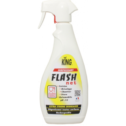 Flash net KING Dégraissant...