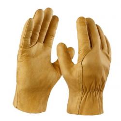 gants cuir de bovin...