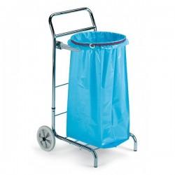 chariot porte sac poubelle...