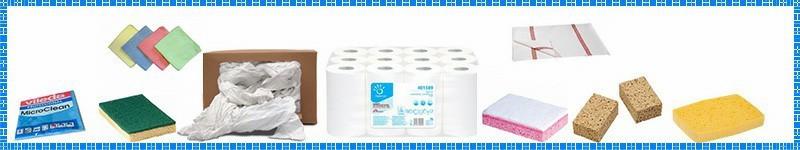 Produits d'essuyage professionnels pour tous sol - Prod'hyge